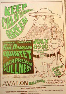 Keep California Green FD16 Poster