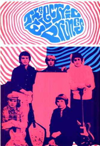Electric Prunes Saladin poster