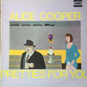 alice cooper pretties lp