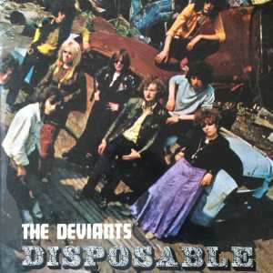 deviants disposable lp