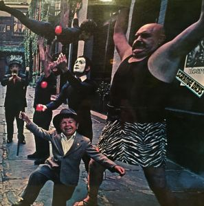 doors strange days lp