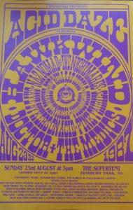 Acid Daze featuring Hawkwind 1987