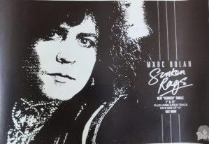 Sunken Rays album poster