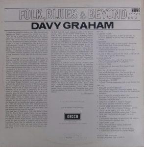 Davy Graham rear