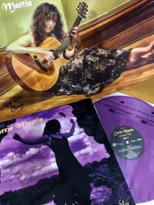 Carrie Martin album & poster