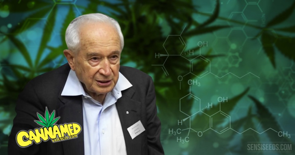 CannMed 2016 Prof. Mechoulam premio trayectoria profesional