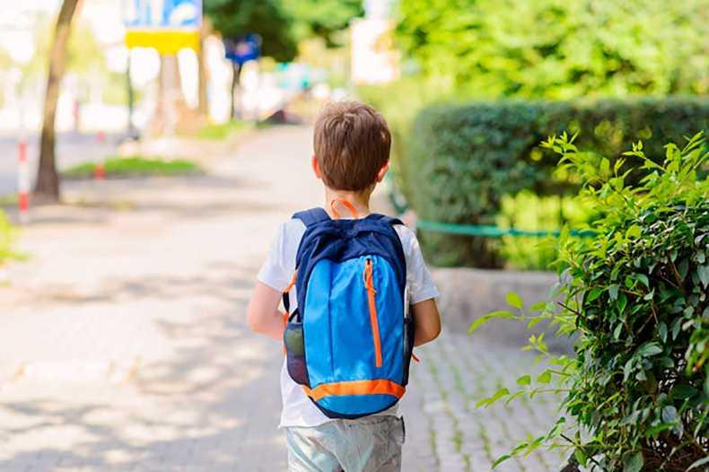 Когда ребенка можно одного отпускать в школу - 3