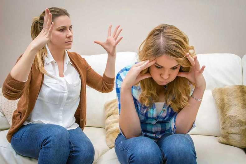 Как справиться с нечестностью подростка - 2