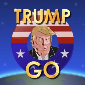 Trump go icon
