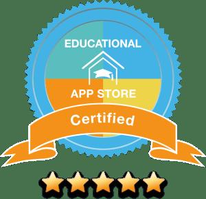 5 star certification badge