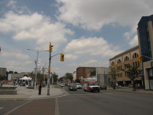 Public Square and Parkade