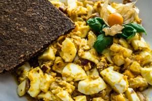 ernährung eier salat