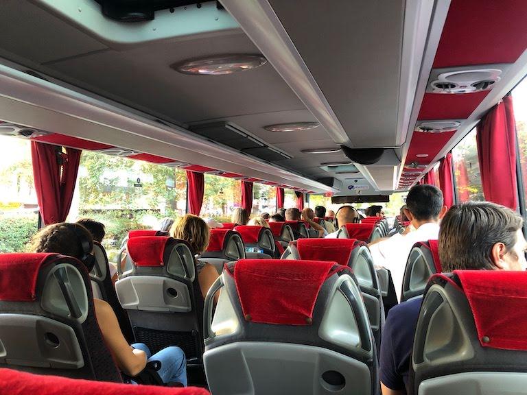 アンカラ空港バス
