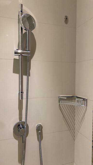 ハイアットプレイスバンコク シャワー