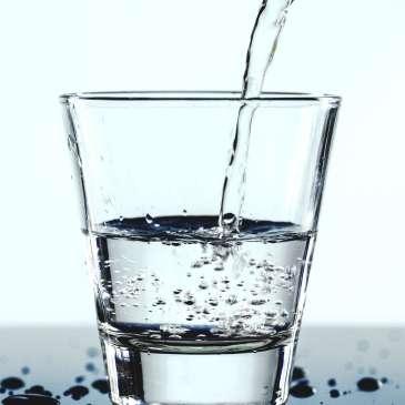 Wasser ist essentiell