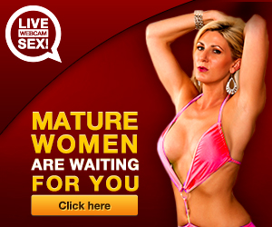 Mature Women are waiting for You!