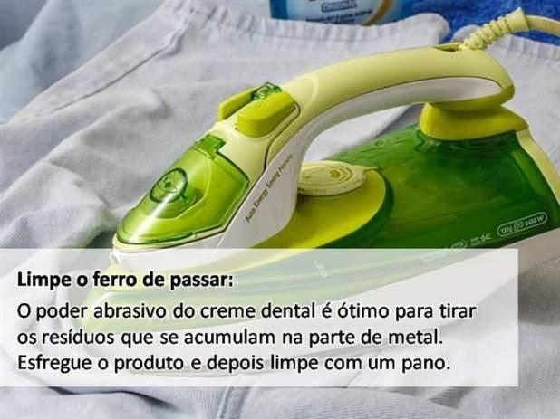 Usos Alternativos Para o Creme Dental