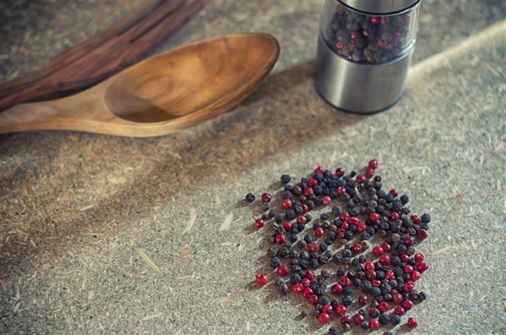 Saiba Como Usar a Pimenta-do-Reino no Dia a Dia!