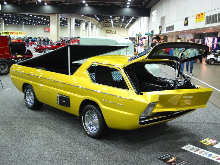 os carros conceituais mais famosos e importantes da indústria automobilística