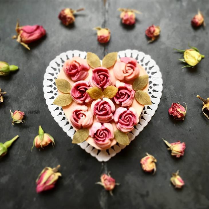 Os incríveis bolos decorados da artista Juliana Tar