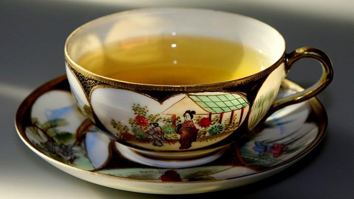chá verde previne diabetes