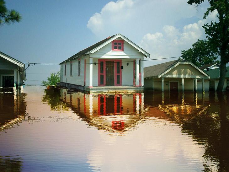 prevenção de enchentes