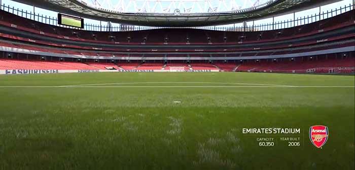 Stadiums Animations