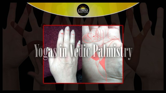 Some Yogas of Vedic Palmistry