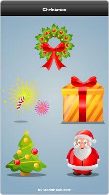 Christmas - IconShock