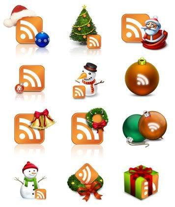 Christmas Icons and Christmas WordPress Themes