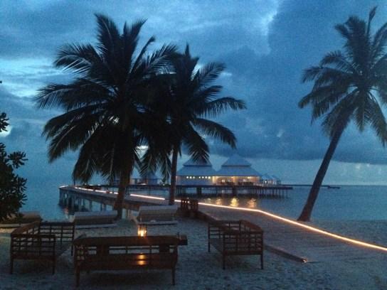 Thudufushi, Ilhas Maldivas. Por Packing my Suitcase.