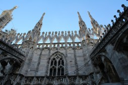 Duomo di Milano, Milan. Por Packing my Suitcase.