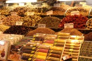Spice Bazaar, Istambul, por Packing my Suitcase.