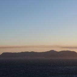 A ilha Grega Meis vista de Kaş