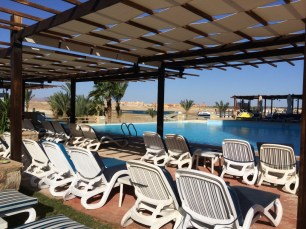 Hotel Marina Lodge at Port Ghalib, Marsa Alam, Egito. Por Packing my Suitcase.