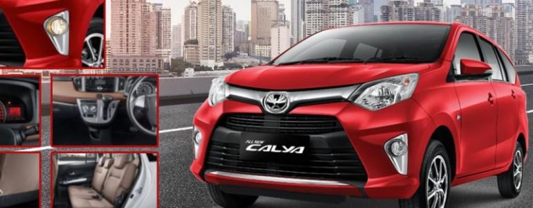 Rental Mobil Toyota Calya Jogja