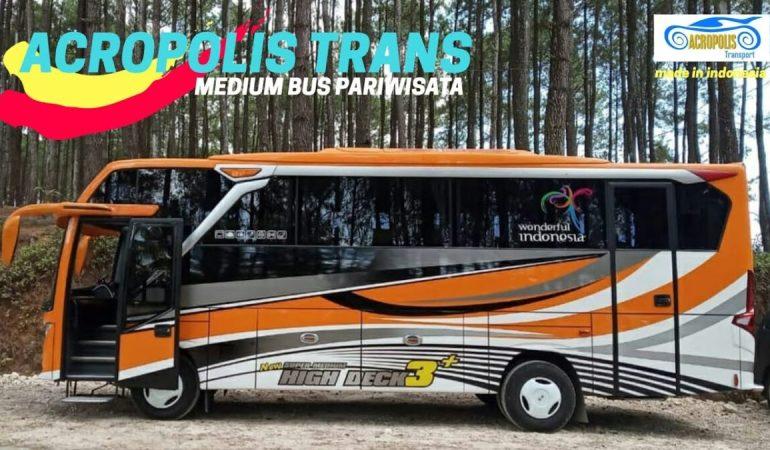 sewa bus dari jogja ke jepara