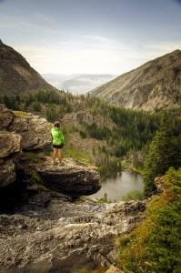 Pine Creek Lake Trail