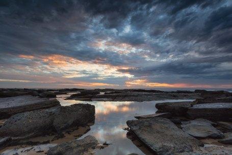 Womberal Coast sunrise