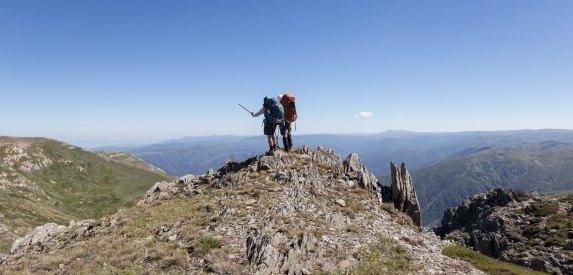 Trying to spot Mount Kosiuszko