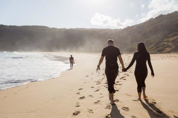 Steamers Beach - Jervis Bay