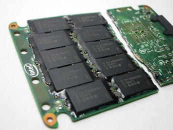 Flash memory ICs
