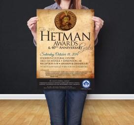 UCC-APC Hetman Awards Poster
