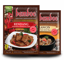 Bamboe Export