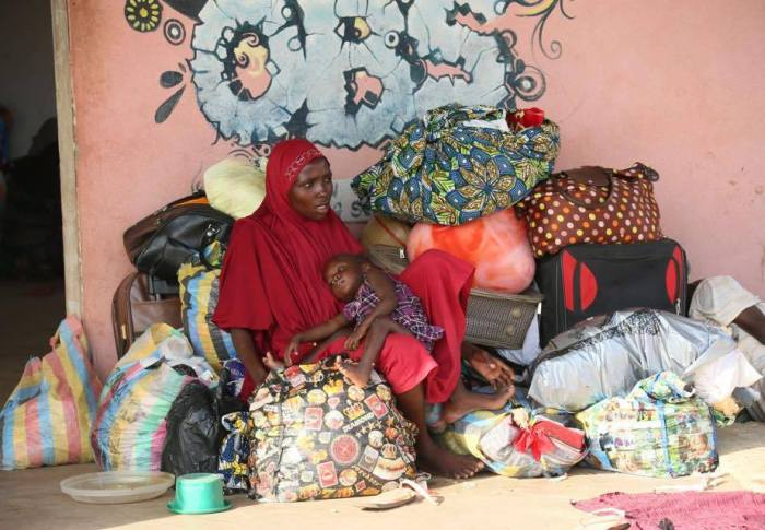25 women give birth at Yola Displaced Persons Camp