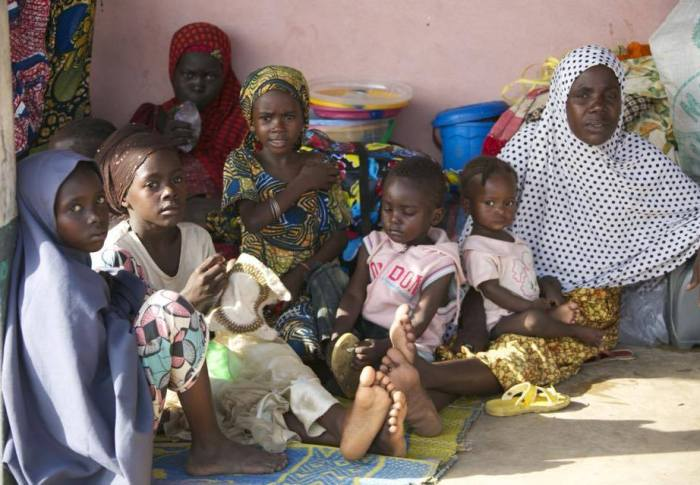 Boko Haram displaces 180,000 Bama residents