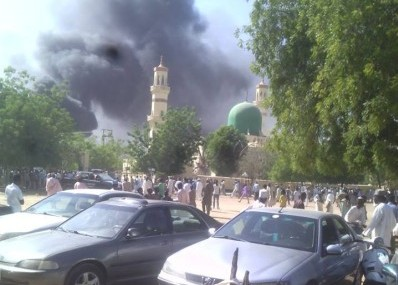 Over 100 feared dead in Kano Mosque multiple blasts