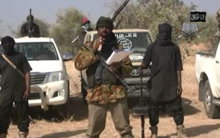 Boko Haram pledges allegiance to ISIS