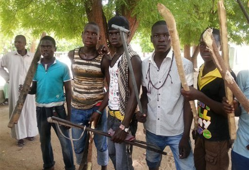 Local hunters kill over 70 Boko Haram insurgents, recapture Adamawa town