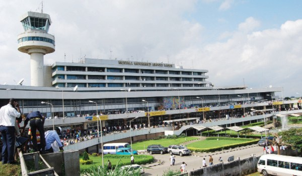Nigeria Elections: Passengers stranded at Lagos airport